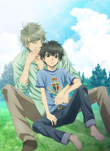 超級戀人 SUPER LOVERS